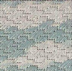 needlepoint swirl stitch