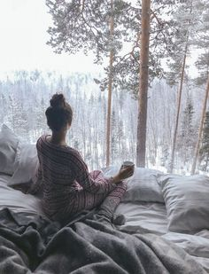 The Londoner Living at The Treehotel Sweden travel adventures wanderlust beauty life inspo # Uppsala, Places To Travel, Places To Visit, Travel Things, Sweden Travel, Sweden Europe, Winter Scenery, Europe Destinations, Grand Tour