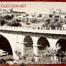 Vista de Alcañiz. Puente