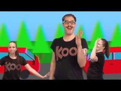 Koo Koo Kanga Roo - Rollin In The Minivan: House Party Dance-A-Long Workout - YouTube