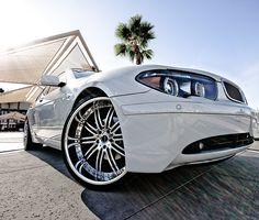 Rolling in luxury.