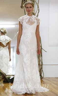5b702287c Elizabeth Fillmore Calista: buy this dress for a fraction of the salon  price on PreOwnedWeddingDresses