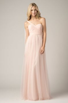 Wtoo Maids Dress 852i in ice pink