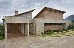 Casa en la Montaña,© Jomar Bragança