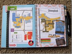 Great Disney Smash!!! smashing the magic maps and passes (black/mod book)