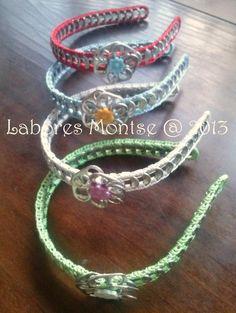 Diademas Crochet headband