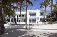 This Villa has 5 bedrooms, 6 bathrooms, waterfront line, built in 2007, quiet location by the sea, gym, central heating, a/c, clothes dryer, bbq, electric range and oven, balcony,   pool, waterfront property, TV cable available, square ft. 14,079, beautiful view to the sea. Cherish every moment of your life in this Villa on the beach. More photos you will see here: http://www.arzumanidis.co.uk/usa/flo/1500_28/index.htm