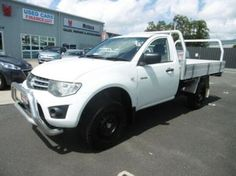 READY for ACTION Can be used for work and touring Triton 4WD AUTO, single cab ute, with heavy duty all weather proof aluminium lockable canopy and roof ..., 1126960110