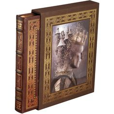 An extraordinary Leather-Bound Illustrated Edition of Niccolo Machiavelli's masterpiece of strategy and the wielding of power. This deluxe slipcase. David Ho, Easton Press, Bookends, Prince, Frame, Illustration, Artist, Leather, Knowledge