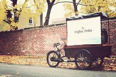 The Coffee Trike / BOSTON, MA