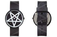 Drop Dead EVIL watch - £40 - http://store.iheartdropdead.com/product.php/6303/evil_watch  #DDPINTOWIN