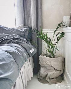 Good night ✨  Favorite linen from @beachhousecompany  #beachhousecompany Bild Tonje Isaksson Duvet Cover jersey bedding