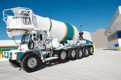 21 Best Concrete Mixers Images Concrete Mixers Big Rig