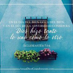 Eclesiastés 7.14