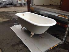 Roll Top Bath With Claw Feet