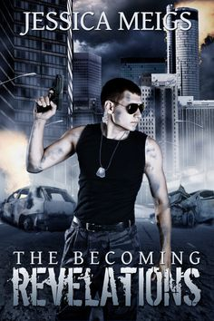 Cover Reveal for: The Becoming 3: Revelations