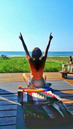 #yoga #meditation #playaviva #mexico #ecohotel #ecotourism #nature #peace #Playa viva #ecoturismo