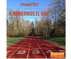 ¡Buenos días #Runners!  A por el Martes!  #MataroRace
