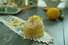 MUFFINS limone e ricotta