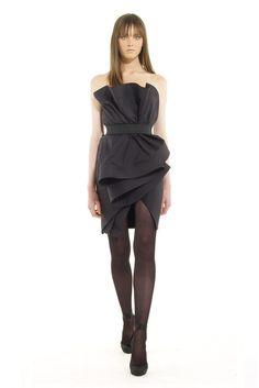 Donna Karan   Pre-Fall 2009 Collection   Style.com