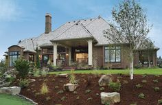Energy-Efficient French Country Design - 69460AM | European, French Country, Luxury, Photo Gallery, Premium Collection, 1st Floor Master Suite, Butler Walk-in Pantry, CAD Available, Den-Office-Library-Study, Jack & Jill Bath, PDF, Split Bedrooms, Corner Lot | Architectural Designs