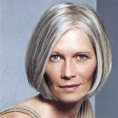 Mature Women Bob Hairstyles
