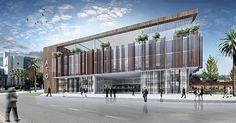 2. Satın Alma, Adana Ticaret Odası Hizmet Binası Ulusal Mimari Proje Yarışması