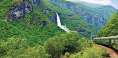 Norway in a Nutshell: This ride through the most beautiful landscapes in the region is one of the most popular day trips in Norway