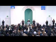 HUTBE 03.03.2017-Evlilik Birliği ve Sorunları Cuma Hutbesi 03-03-2017 - Islam Ahmadiyya