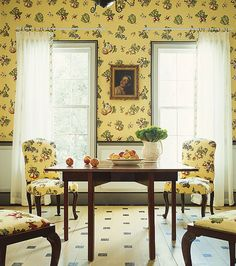 Thibaut Wallpaper Great Estates Collection - Hopewell. Fabric - Hopewell