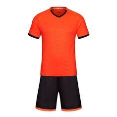 Youth Kids Soccer Jerseys Set Men s 2018 Survetement Football Kits Boys  Child Futbol Training Sport Suit e3b2355021374