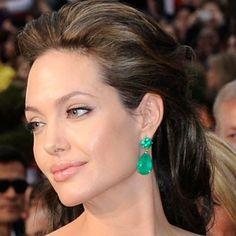 2.Los pendientes de Angelina Jolie