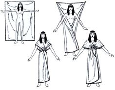 Historical guide of the Wattpadian costume - Egypt. Introducción y traje femenino Historical guide of the Wattpadian costume – Egypt. Introduction and female costume – Wattpad - Ancient Egypt Clothing, Ancient Egypt Fashion, Ancient Egypt Crafts, Ancient Egyptian Jewelry, Ancient Egyptian Costume, Egyptian Fashion, Egyptian Symbols, Egypt Concept Art, Egyptian Tattoo