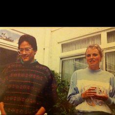 Early 80s Ma & Pa