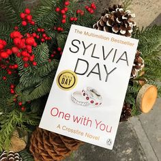 Friday = another #OneWithYou autographed giveaway post! ❤️📚  Between now and #NewYearsDay, we'll be posting images of the book on #Instagram.   To participate in the #giveaway, make sure you're following me, tag a friend on each post, and comment with #GidEvaGiveaway. The winner will be announced on January 1! ❤️
