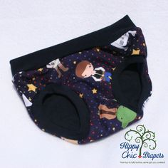 Faraway Galaxy Cloth Training Pants Size 2T by HippyChicDiapers on Etsy https://www.etsy.com/listing/235235332/faraway-galaxy-cloth-training-pants-size