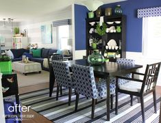 Dining Room Reveal-The Homes I Have Made