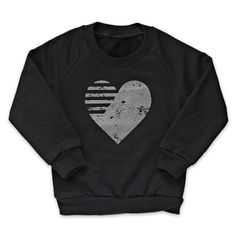 Angie's Pop-up Shop — Rose Gold Heart Fleece Pullover Kids Branding, Baby Kids Clothes, Ethical Fashion, Kids Wear, Best Gifts, Kids Fashion, Pullover, Stars, Sweatshirts