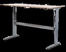 Geek desk standing desk