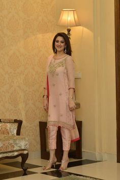 LOOK OF THE DAY: RABIA NOMAN