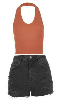 """Untitled #29"" by monty-nalani on Polyvore featuring Topshop"