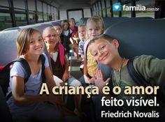 Familia.com.br | Como #preparar seu #filho para ir de #onibus ou #van para a #escola. #Criancas