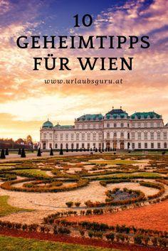 Hier findest du die 10 besten Geheimtipps für Wien, Österreich. Places To Travel, Travel Destinations, Places To Go, Taj Mahal, Reisen In Europa, Summer Bucket, Vienna, Austria, Beautiful Places