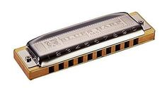 Hohner Blues Harp Mundharmonika in C-Dur