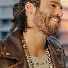 Turkish Men, Turkish Actors, Beautiful Men Faces, Gorgeous Men, Katy Perry, Asian Men Long Hair, Beard Lover, Awesome Beards, Hot Hunks