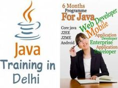 Techiezens Infosystems which is a high profiled Java (Core and Advance) and J2EE online training company in India offers training with senior java professionals and live projects training.    In the course duration we are covering Core Java Training which includes Collection Frameworks and Swing Provided with Free Project implementation. Object Oriented Programming Concepts. Manual programming as well as training with Eclipse and J2EE Training co...