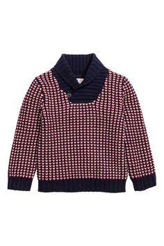 Jersey con cuello esmoquin | H&M