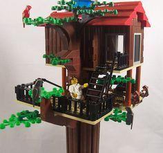 Lego house design ideas