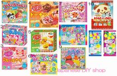 Choose 4pcs Kracie Popin Cookin & Happy Kitchen by JapaneseDIYshop, $23.50