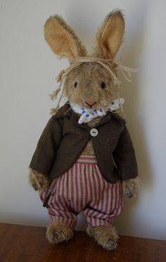 PDF Pattern for Hampton Bears March Hare 11 by TheLittleHamptons